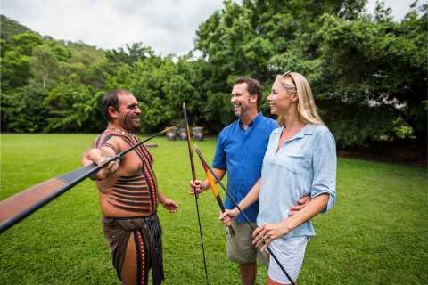 Tjapukai Aboriginal Cultural Park Tour
