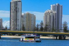 Surfers Paradise: Gold Coast Cruzeiro à tarde no rio