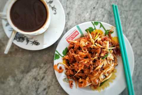 "George Town: Food-Tour ""Kulinarisches Erbe"""