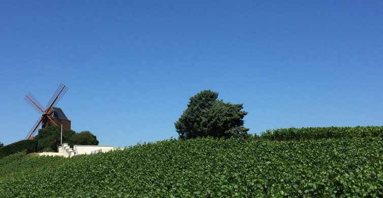 From Paris: Day Trip to Champagne
