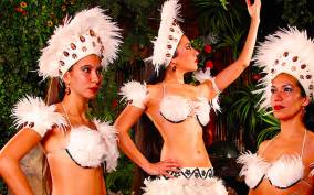 Santiago: Rapa Nui Dinner and Show with Transfers
