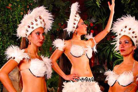 Santiago: Jantar e Show Rapa Nui com Traslados