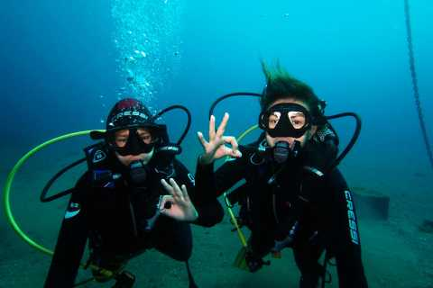 Tenerife: Discover Scuba Diving with Free Photos
