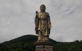 Private Day Tour to Wuxi Lingshan Grand Buddha and Tai Lake