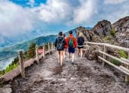 Ab Pompeji: Private 3-stündige Tour zum Vesuv