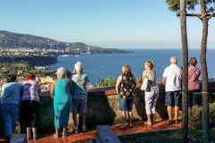Excursão de 1 Dia à Costa Amalfitana saindo de Sorrento