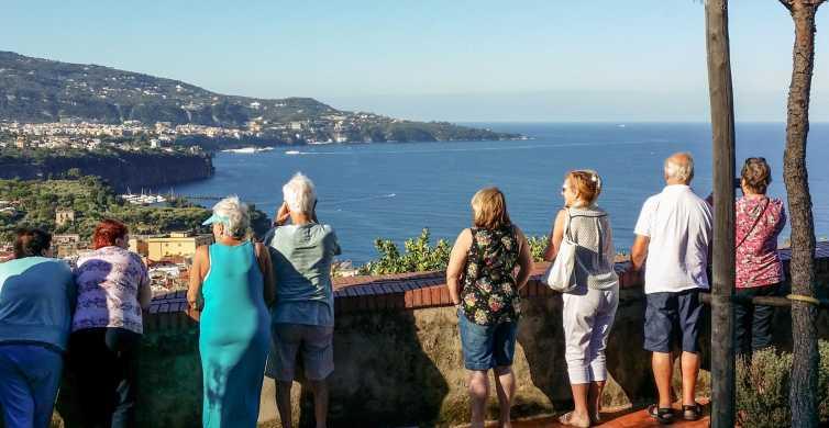 Tour di un giorno sulla Costiera Amalfitana da Sorrento