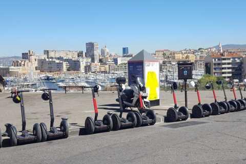 Marseille: 1-stündige Segway Tour im Panier-Viertel