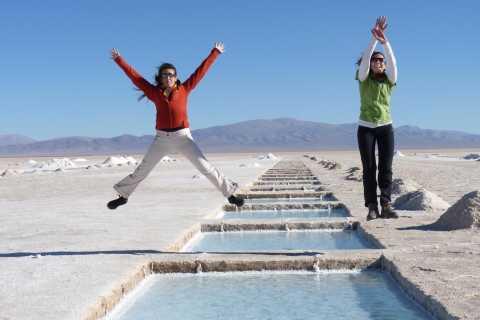 Salinas Granes, Purmamarca & Humahuaca Tour from Salta
