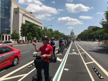 Washington DC: Sightseeing-Tour per Segway