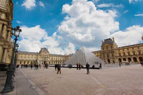 Paris: Kleingruppen-Tour zu den Highlights des Louvre