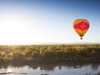 Albuquerque Rio Grande Valley Hot Air Balloon Rides