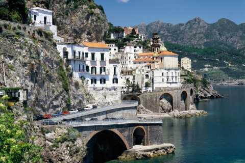 Shared Amalfi Coast Tour