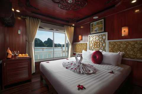 Halong Bay: 2 Days 1 Night - Rosa Boutique 4-Star Cruise