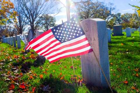 Arlington National Cemetery: Guided Walking Tour