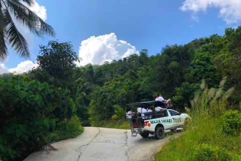 Koh Samui: 4x4 Off Road Island Safari Tour Including Lunch