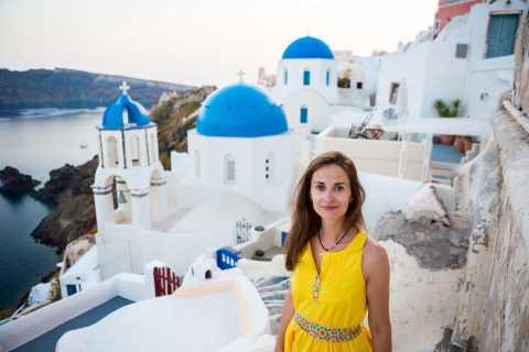Santorini: 8-Hour Private Tour
