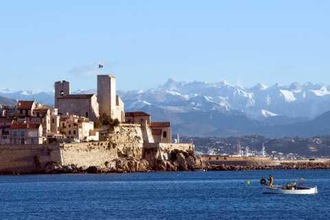 Ab Nizza: Côte d'Azur und Provence Tour