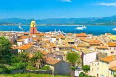 Nice: Excursão Saint-Tropez e Port Grimaud c/ Cruzeiro