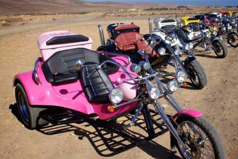 Fuerteventura: Rundtur på trehjuling, välj en av fyra rutter