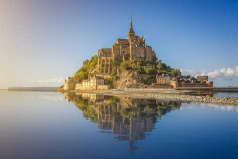 Mont Saint-Michel: Full–Day Bay Tour from Paris