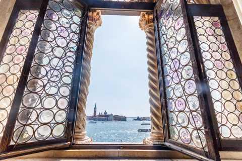 Venise: visite coupe-file palais des Doges et basilique