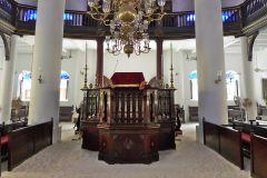 Herança judaica de 3 horas de Curaçao