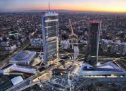 Mailand: Helikopterflug