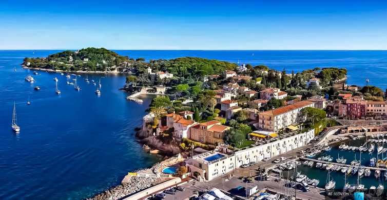 Ab Nizza: Private Fahrer & maßgeschneiderte Tour an der Côte d'Azur