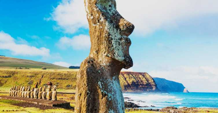 Anakena Beach and the Lost Culture of Rapa Nui Tour
