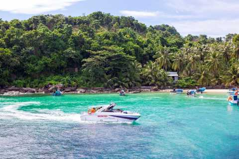 Phu Quoc: Speedboat Tour to 4 Islands in the South