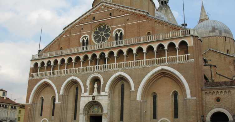 Padua: 2.5-Hour Private Tour St. Anthony Basilica w/ Tiziano
