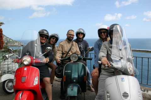 Sorrento: Full-Day Amalfi Vespa Tour
