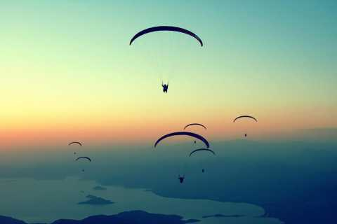 From Fethiye: Blue Lagoon Tandem Paragliding