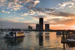 Cruzeiro Gold Coast Sunset River