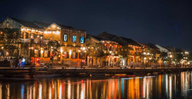 Hoi An by Night: 4-Hour Tour with Dinner
