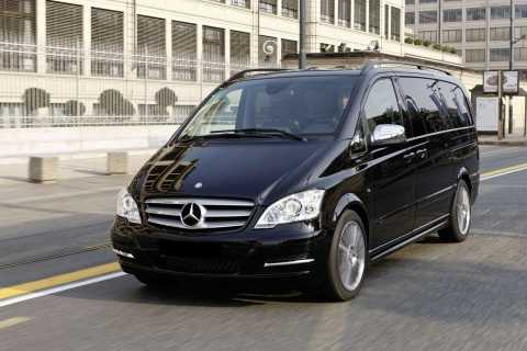 Private Transfer from Heydar Aliyev Airport (GYD)