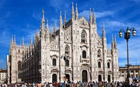 Milan Duomo & Terraces Small-Group Tour