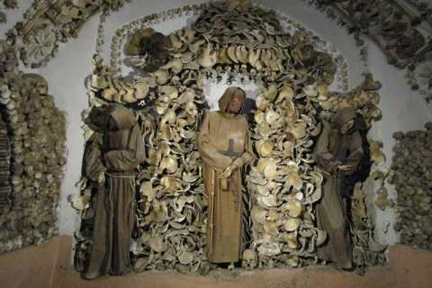 Rome: Capuchin Crypt Skip-the-Line Guided Tour