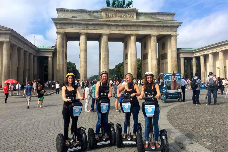 Berlin: Segway-Tour in der Innenstadt