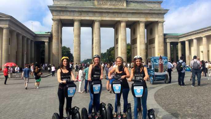 Berlin: Segway Tour Central City