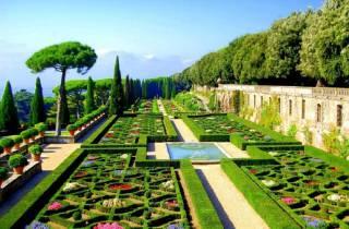 Rom: Vatikanstadt & Castel Gandolfo Tour in kleiner Gruppe