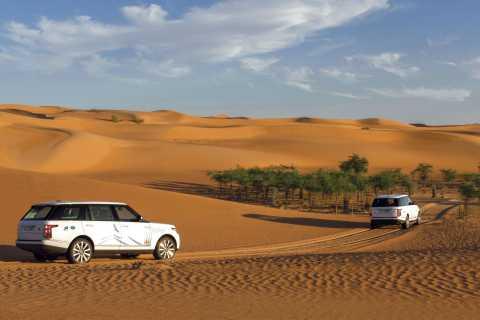 Dubai Desert Conservation Reserve 5-Hour Tour with Breakfast