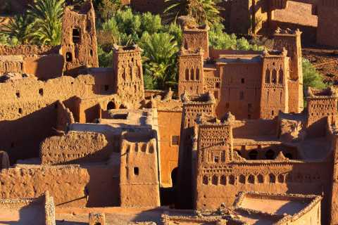 Vanuit Marrakesh: daguitstap Atlasgebergte en Aït-Ben-Haddou