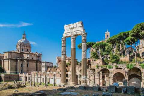 Colosseum & Roman Forum Tour