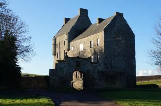 Ab Edinburgh: Outlander, Schlösser und Jakobitentour