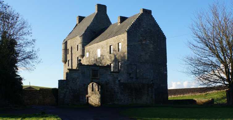 Depuis Édimbourg: Outlander, les châteaux et les jacobites