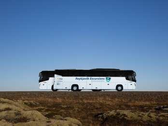 Flughafen-Transfer zwischen Keflavík & Reykjavík-Zentrum