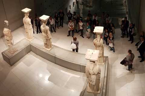 Athens: 3-Hour Private Acropolis Museum By Night Tour
