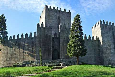 Braga e Guimarães: Tour do Porto